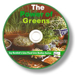 Audio CD The Power Of Greens