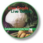 Audio CD Live Foods Live Bodies