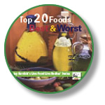 Audio CD The 20 Best And Worst Foods