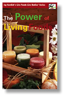 DVD Power Of Living Foods