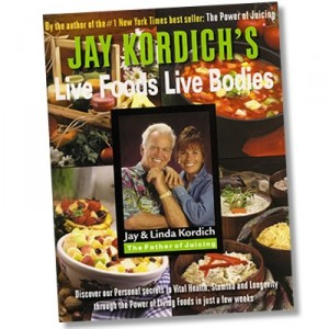 The book, Live Foods Live Bodies