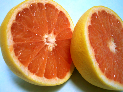 Grapefruit can help you lose weight