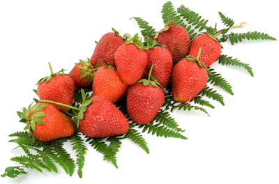 Strawberries nutrition info
