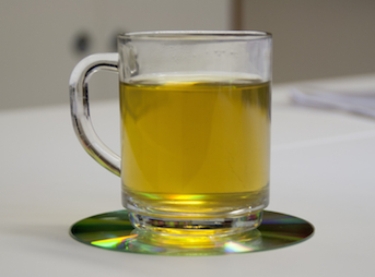 Green Tea daily alternative to coffee