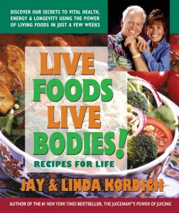 Live Foods Live Bodies - Recipes For Life